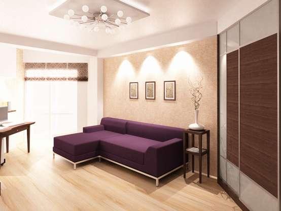 Дизайн квартиры своими руками 1 комнатной квартиры